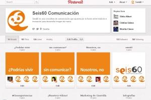 Seis60 en Pinterest