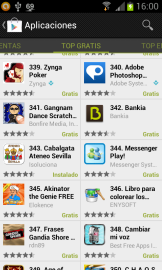 App Cabalgata sevilla Android