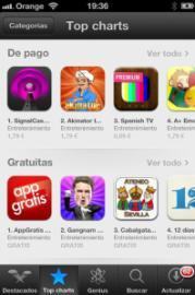 App Cabalgata Sevilla Ios