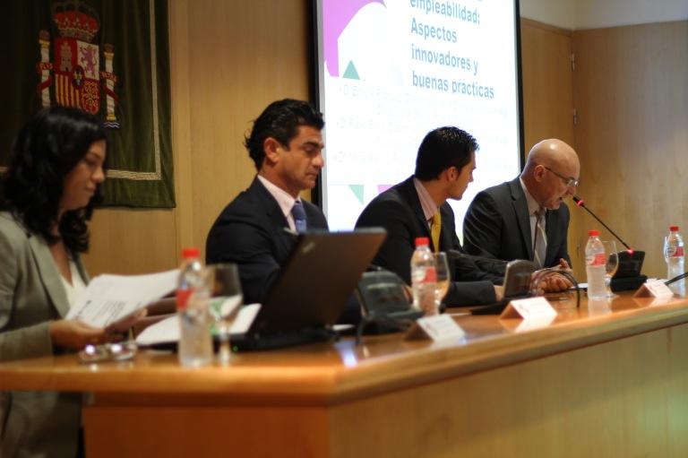 representantes institucionales