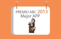 Premio Web abc 2013 Mejor APP