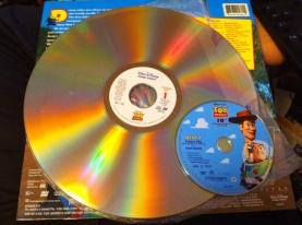 Laserdisc ToyStory