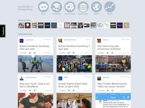 Storify, la red social para contar y difundir historias.