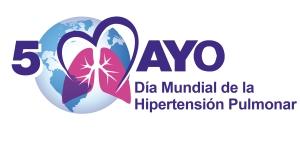 Logo del Día Mundial de la Hipertensión Pulmonar