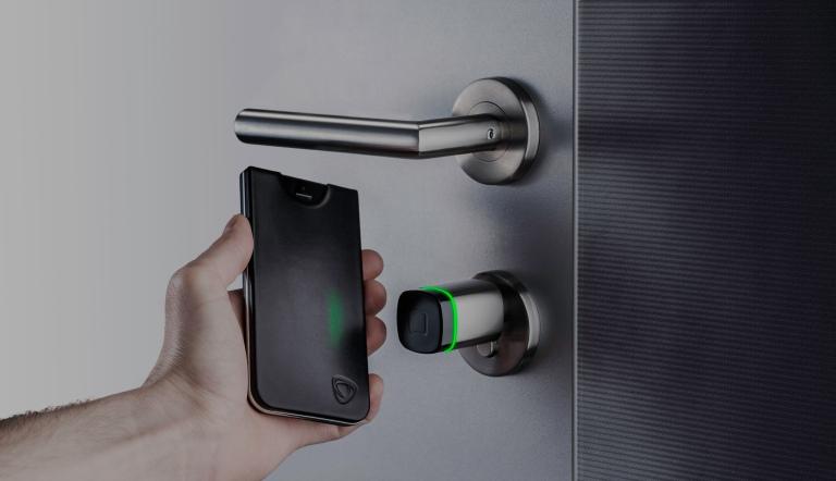 Cerradura NFC