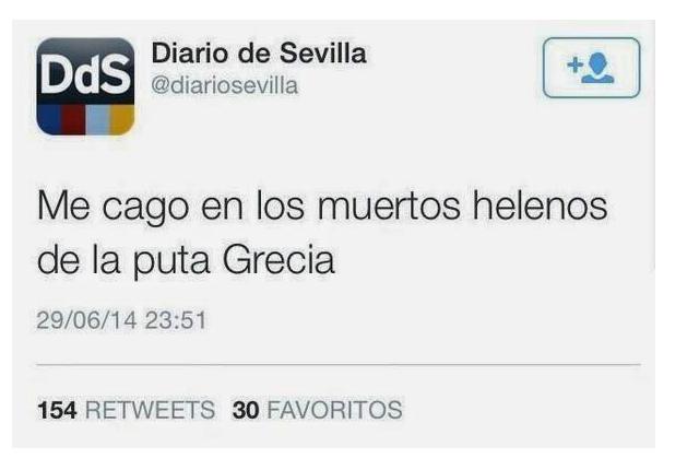 Tuit Diario de Sevilla